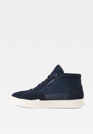 RACKAM DOMMIC  - Sneakers hoog - dk saru blue