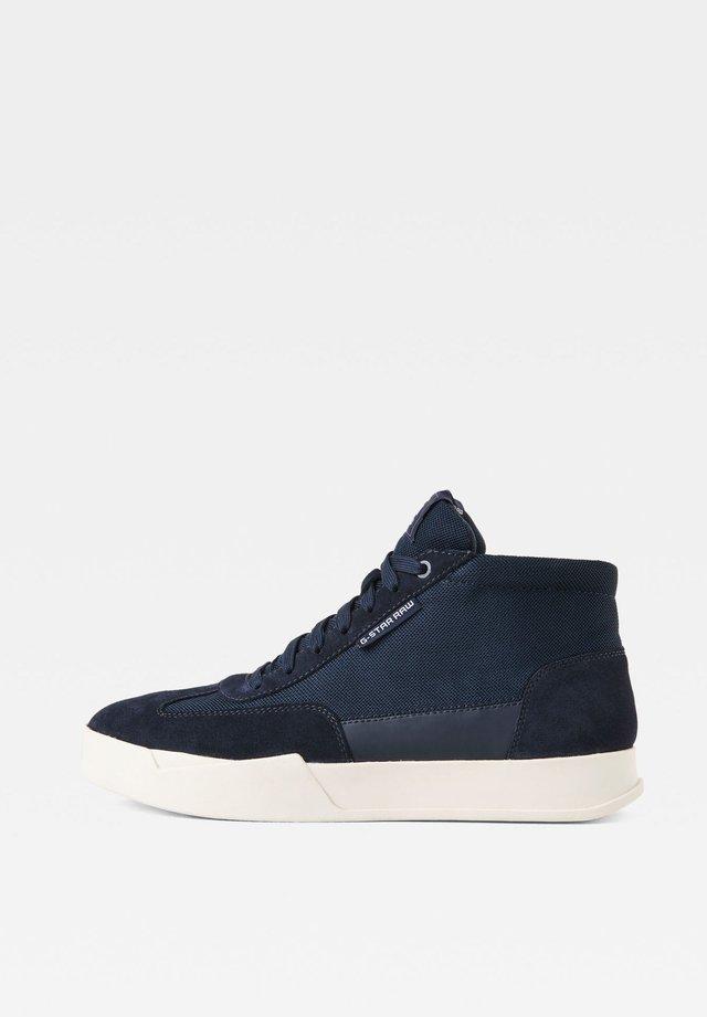 RACKAM DOMMIC  - Sneakers alte - dk saru blue