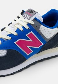 New Balance - ML574 - Trainers - navy/white/red - 5