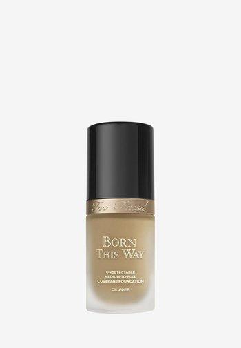 BORN THIS WAY FOUNDATION - Foundation - light beige