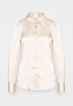 PEGGY - Košile - pearl