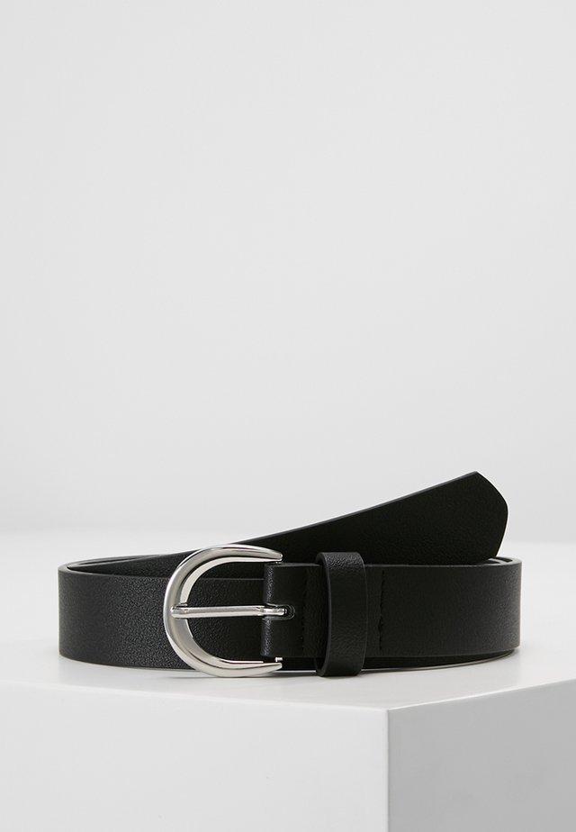 Belte - schwarz