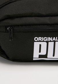 Puma - SOLE WAIST BAG - Bum bag - black - 5