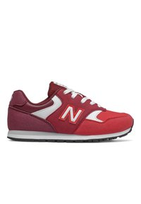 New Balance - YC393TBL-M UNISEX - Trainers - classic burgundy/nb scarlet - 2