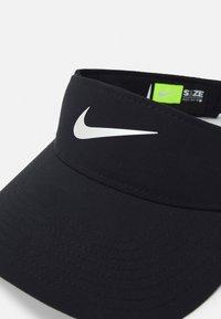 Nike Sportswear - VISOR UNISEX - Cap - black - 3