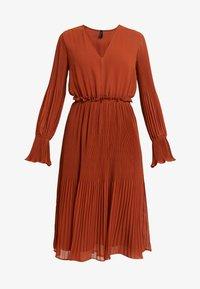YAS - YASJOLANA DRESS - Robe d'été - caramel café - 5