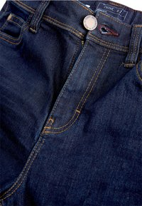 Next - Straight leg -farkut - dark blue - 2