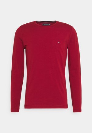 STRETCH LONG SLEEVE TEE - Long sleeved top - regatta red