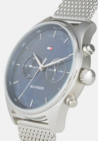 Tommy Hilfiger - SAWYER - Watch - silver-coloured/blue - 3