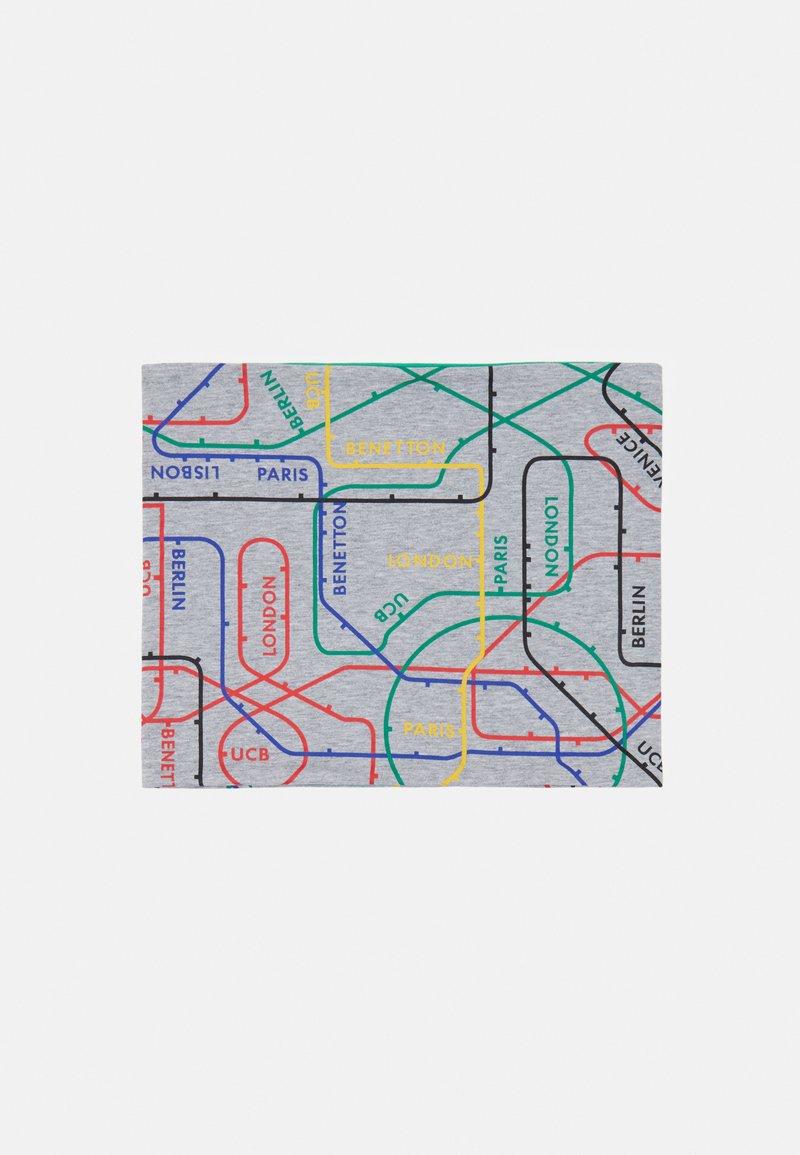 Benetton - NECK UNISEX - Sjaal - multi-coloured