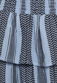 CECILIE copenhagen - BECKY SKIRT - A-line skirt - cloud - 2
