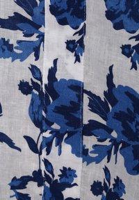 Franco Callegari - Blouse - weiß blau - 2