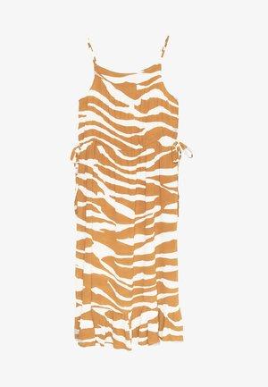 OLIVIA - Maxi dress - chipmunk