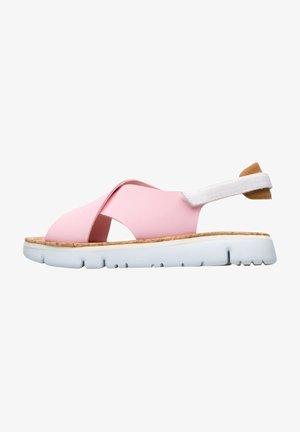 ORUGA - Sandals - rosa