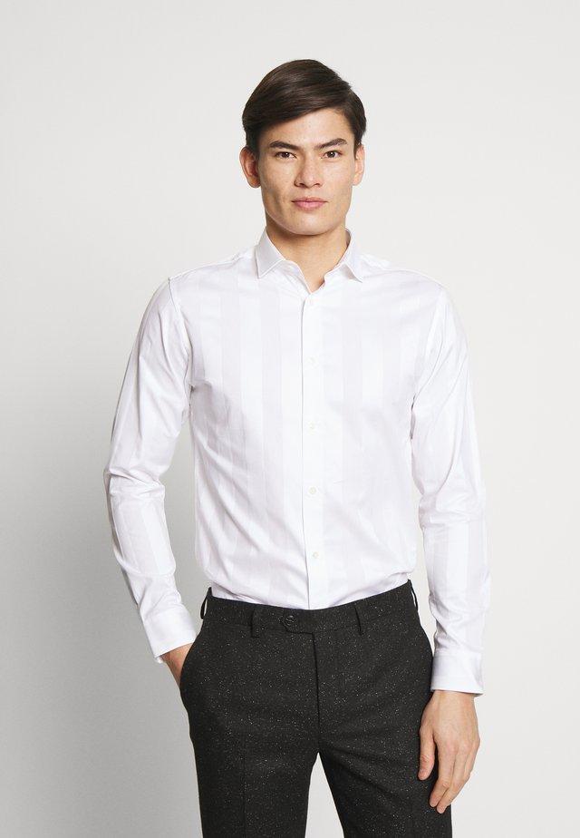 JPRTONE  - Formal shirt - blanc de blanc