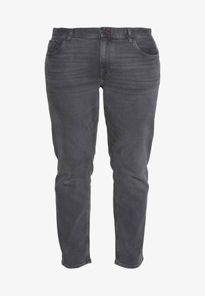 B&T MADISON STR AMES  - Straight leg jeans - grey denim