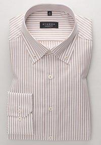 Eterna - COMFORT FIT - Shirt - beige/weiss - 5
