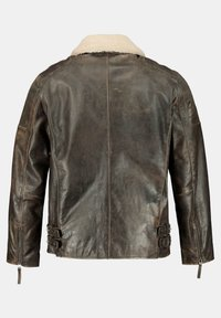 JP1880 - Leather jacket - braun - 2