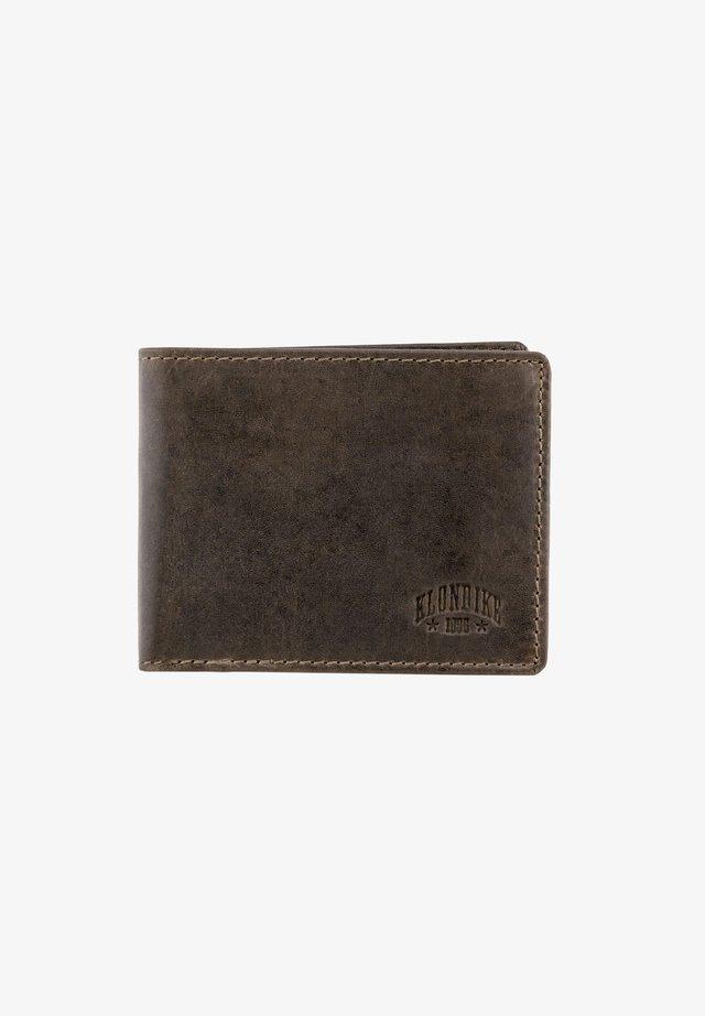 AMOS - Wallet - dunkelbraun