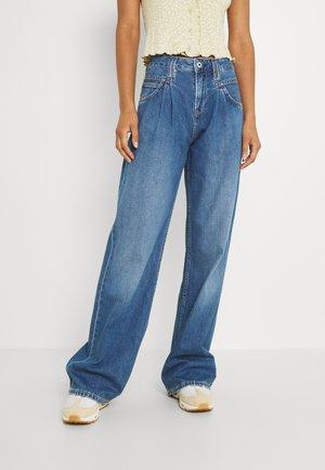 DUNE - Straight leg jeans - blue denim