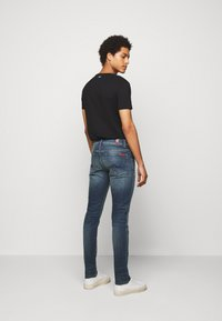 7 for all mankind - RONNIE CAVALRY  - Slim fit jeans - dark blue - 2