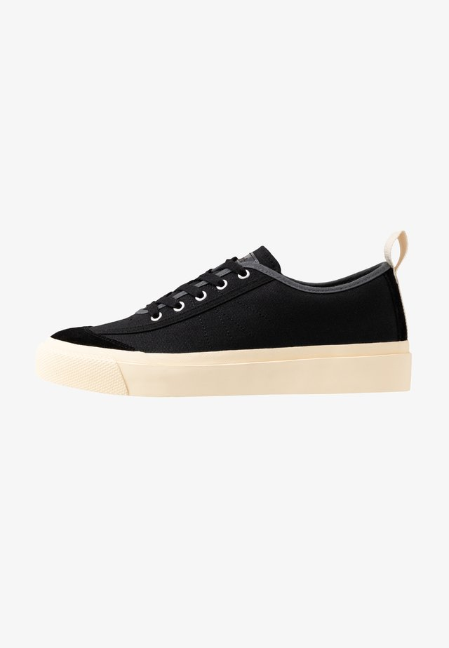 NUMBER ONE - Sneakers basse - black