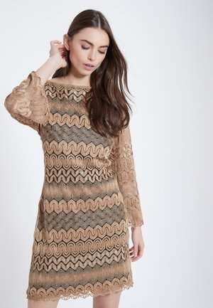 AWYBE - Jumper dress - beige