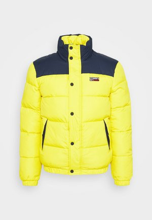 CORP JACKET - Veste d'hiver - valley yellow