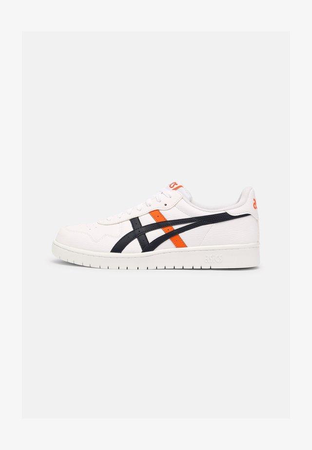 JAPAN UNISEX - Trainers - white/marigold orange