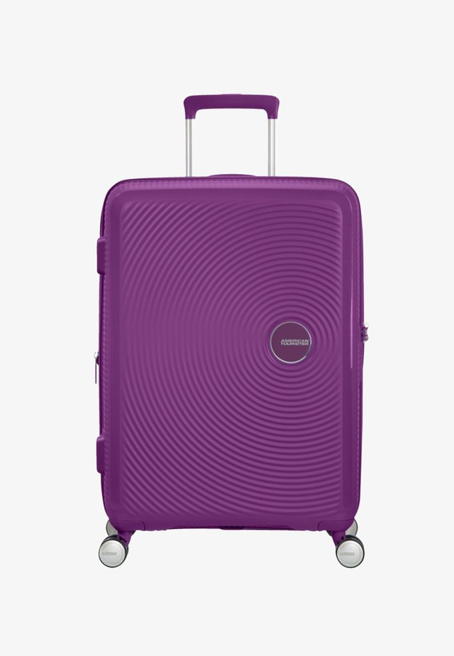 SOUNDBOX - Wheeled suitcase - purple
