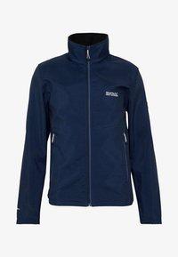 Regatta - CERA - Soft shell jacket - navy marl - 5