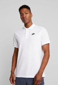 Nike Sportswear - M NSW CE POLO MATCHUP PQ - Poloshirt - white - 0