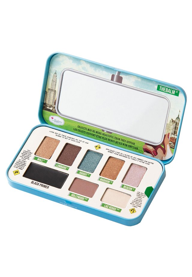 AUTOBALM DAY2 NITE EYESHADOW PALETTE - Eyeshadow palette - multi shades