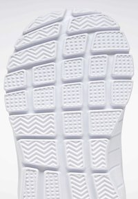 Reebok - REEBOK RUSH RUNNER 3 SHOES - Sneakersy niskie - white - 9