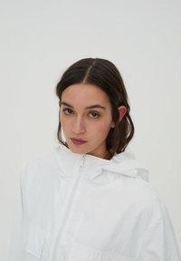 PULL&BEAR - Summer jacket - off-white - 4