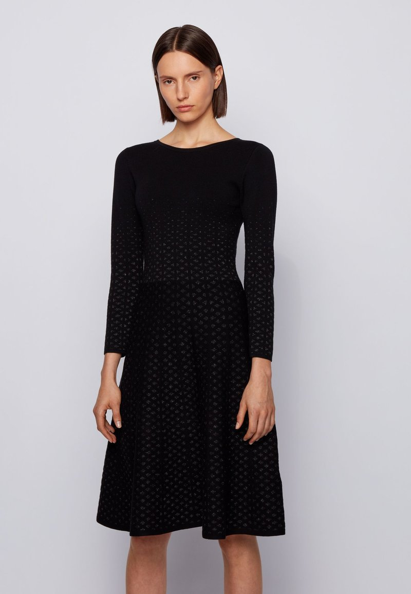 BOSS - Jumper dress - black