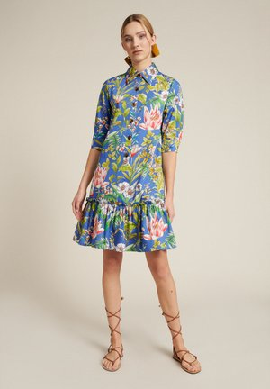 Shirt dress - var blu