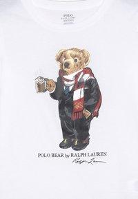 Polo Ralph Lauren - BEAR  - Langarmshirt - white - 3