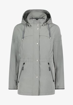 Summer jacket - neutral gray