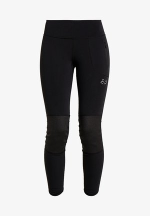 WOMENS RANGER - Legginsy - black