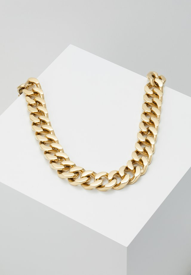 RIOT - Necklace - gold-coloured