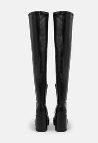 Even&Odd - Boots med høye hæler - black - 3