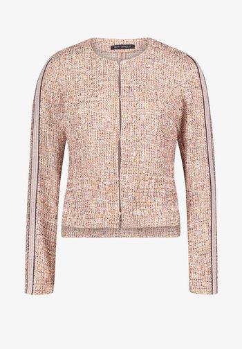 Summer jacket - rose/cream