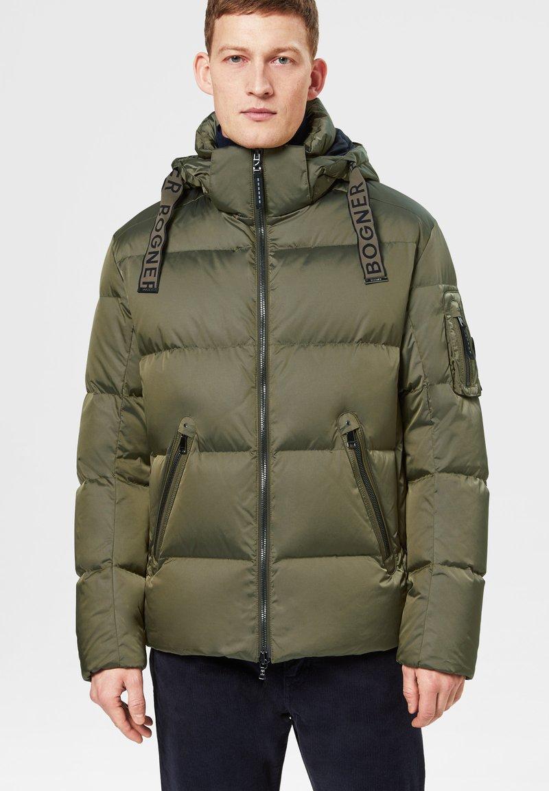 Bogner - JAMY - Down jacket - olivgrün