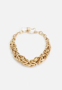 WEEKEND MaxMara - GIUDY - Necklace - senape - 0