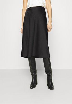 ARLEEN SKIRT - Pouzdrová sukně - black