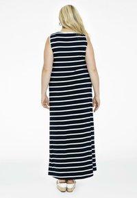 Yoek - Day dress - blue - 2
