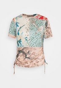 Desigual - MATSUE - T-shirts med print - multicoloured - 0