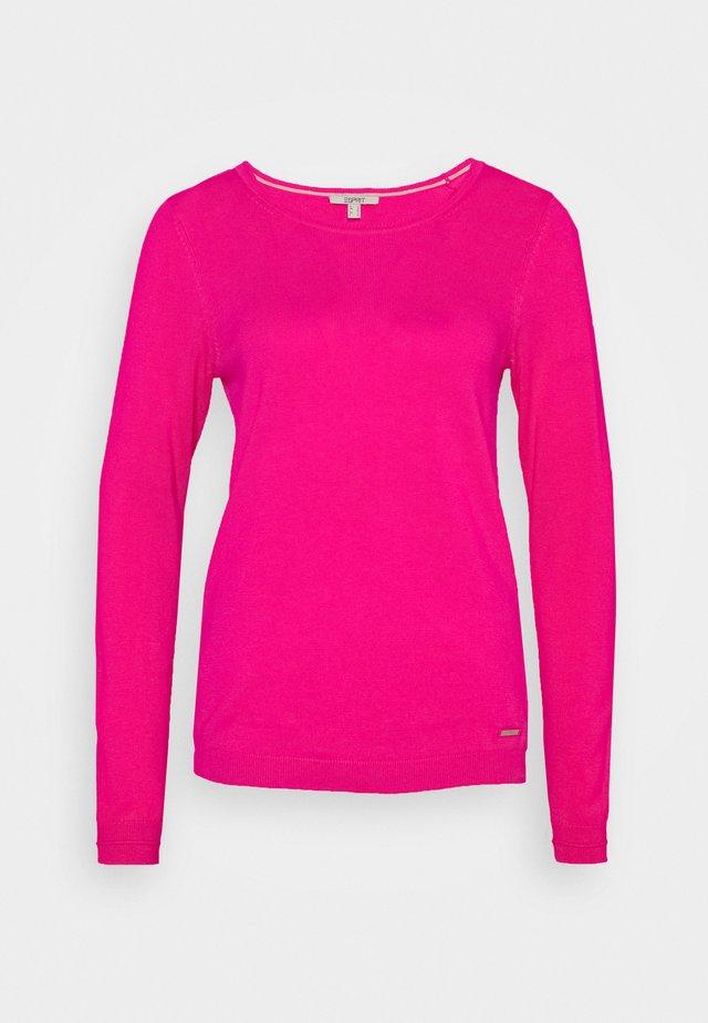 Maglione - pink fuchsia