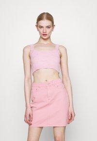 Fashion Union - EFFY BRALET - Top - pink - 0